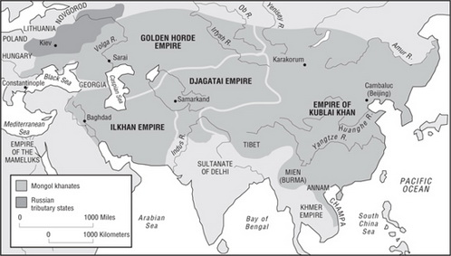 Ap world history practice test 30crackap the map above depicts which of the following historical processes gumiabroncs Gallery